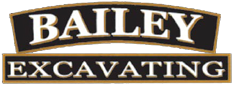 Bailey Excavating Logo
